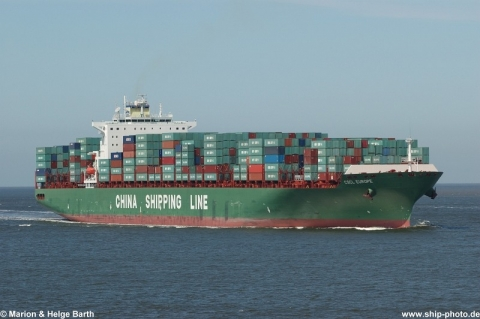 CSCL Europe - 29.05.2005, Cuxhaven