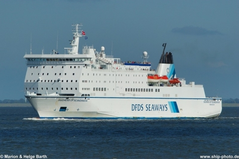Duchess of Scandinavia - 26.06.2005, Cuxhaven