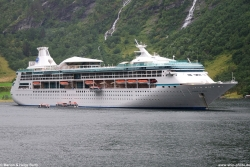 Vision of the Seas, Bj. 1998, GT 78.340 - 05.09.2012, Geiranger
